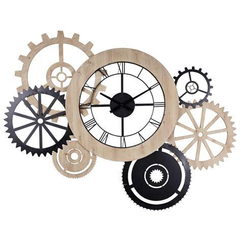 Horloge Rouage Maison Du Monde by Horloge Murale Maisons Du Monde Decofinder