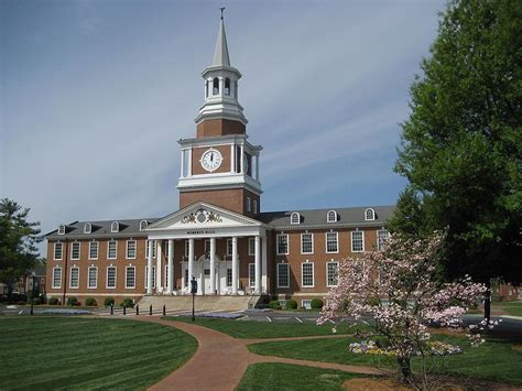 Robert Guilford Mba by High Point Degree Programs Majors And