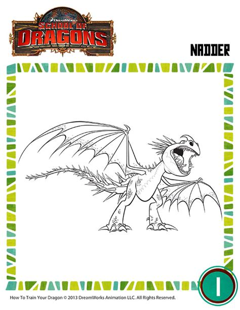dreamworks dragon coloring page free coloring pages of dreamworks dragons