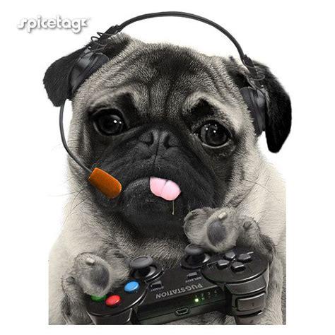 retro pug gaming pug t shirt tshirt puppy animal top retro pugs walker