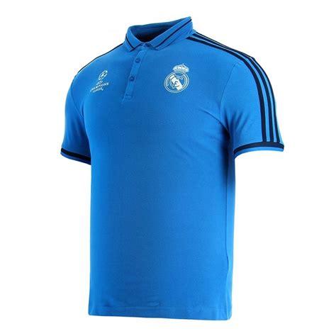 Polo Shirt Real Madrid 8 Oceanseven adidas real madrid uefa chions league polo shirt mens
