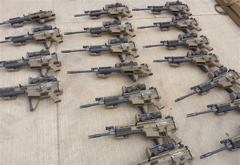 scar 17s tattoo assault rifle 美军scar步枪已经历实战考验 军事 环球网