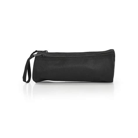 Pocket Pencilcase Black wilko barrel pencil black at wilko
