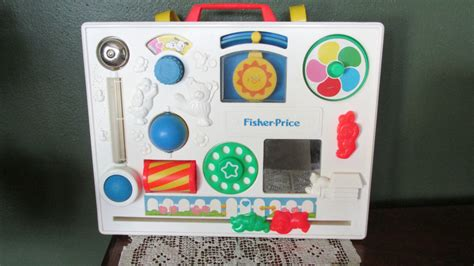 Fisher Price Activity Center For Crib fisher price activity center crib 1988 by luruuniques on etsy