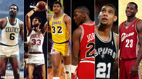 Meilleurs Joueurs De Mba by Le Top 50 Des Plus Belles Carri 232 Res Nba Basket Usa