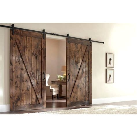 Sliding Barn Door Home Depot Interior Sliding Barn Doors Home Depot Handballtunisie Org