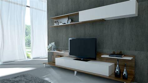 soggiorno minimal dalani parete attrezzata contemporanea eleganza pura
