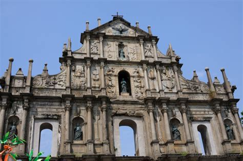 Landmarks of Macau - Architecture Photos - DLee's Photoblog