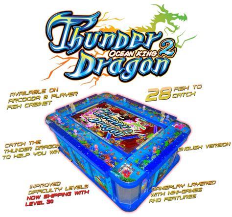fish table game tips thunder dragon fish hunter casino video fishing game table