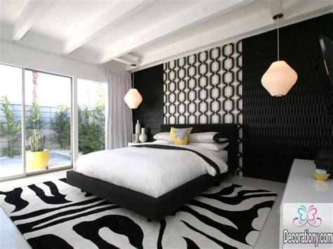 black and white decor for bedroom 35 affordable black and white bedroom ideas decorationy
