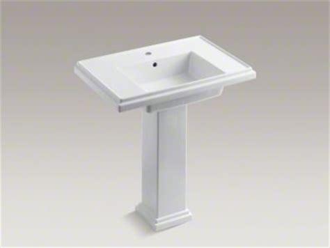 30 inch pedestal sink tresham 30 inch pedestal sink with single faucet