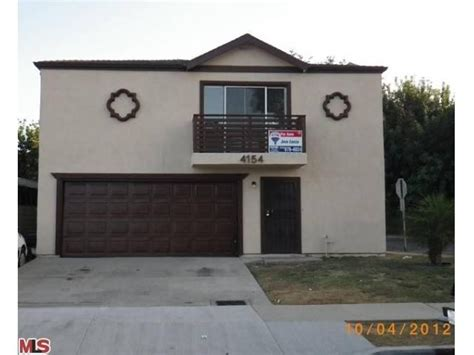 houses for sale in lawndale ca 4154 w 164th st lawndale california 90260 foreclosed home information foreclosure