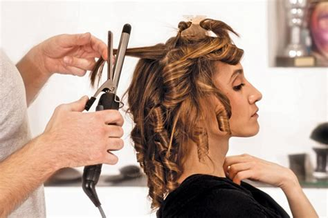 treatment for damaged hair from curling iron 18 tricks how to curl your hair with a curling iron
