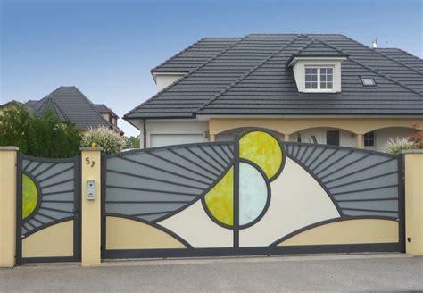 Designer Garage Door 27 moderne gartentore aus metall mit gehobenem design