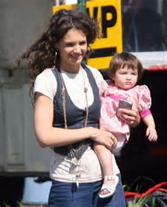 With Suri On The Set Of Mad Money update tom cruise brings suri to visit