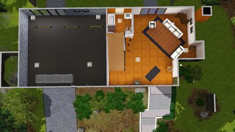 the cullen house mod the sims the cullens house
