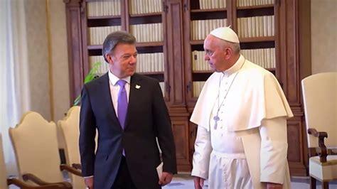 confirman visita papa francisco a colombia en 2017 el heraldo papa francisco visita colombia en septiembre de 2017