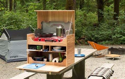how to build your own camp kitchen chuck box rei co op