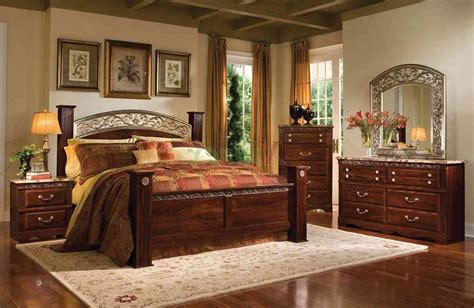 Oak Furniture Warehouse Amish Usa Made, Style, Selectionoak   American Made Bedroom Image Sets