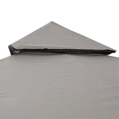 yard cover waterproof gazebo top canopy replacement 2 tier uv30 patio