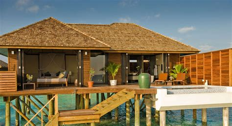 Bungalow Style House Plans In The Philippines lily beach resort amp spa in maldives architecture amp design