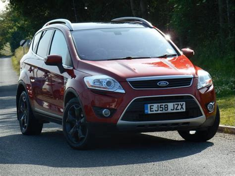 ford kuga for sale uk used 2009 ford kuga estate 2 0 tdci titanium 5dr diesel