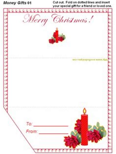 free printable gift enclosure cards 1000 images about money holders on pinterest money