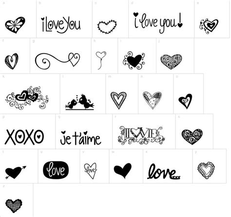 Wedding Font Dingbats by 17 Best Images About Dingbats On Fonts
