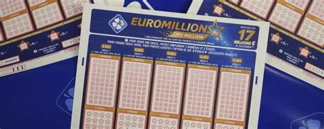 Euromillion Grille Gain by Resultat Euromillion Tirage Du Mardi 14 Novembre 2017