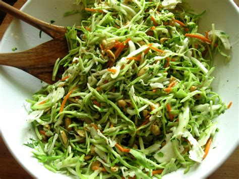 easy salad crunchy summer slaw wenderly