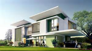 Storey bungalow house type a