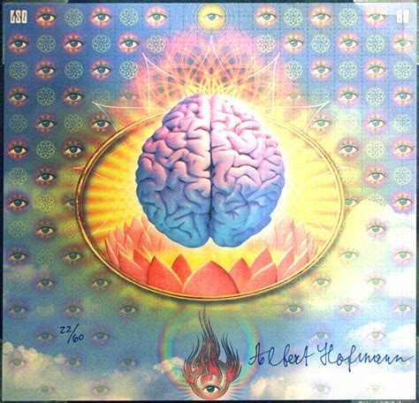 "Erowid Donations : Gifts : Albert Hofmann Signed ""LSD 60"