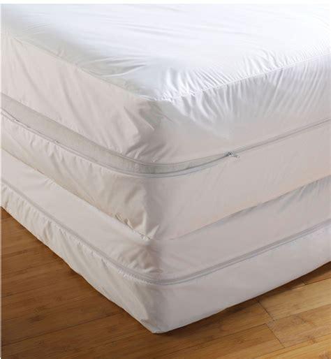 anti bed bug mattress protector box spring protector