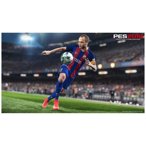 Kaset Pes 2018 Ps4 New buy pro evolution soccer 2018 ps3 fr new 67400
