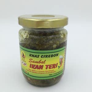 jual sambal teri toko oleh oleh cirebon