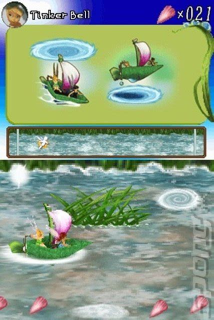 screens tinkerbell   great fairy rescue dsdsi