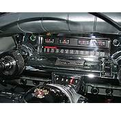 1958 Buick Limited Riviera Instrument Panel