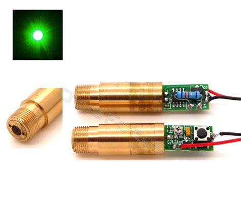 green laser diode modules 50mw bin green laser module odicforce