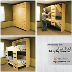 Bunk Bed Murphy Bed The World S Catalog Of Ideas