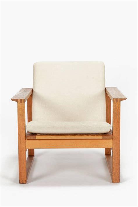 borge mogensen lounge chair borge mogensen lounge chair 2256 oak 1956 for sale