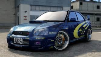 Modded Subaru Sti Gta Modding Area 187 Gta Iv 187 Cars 187 Subaru