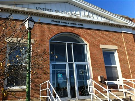 Des Office Locations by Post Office In Forest Park Post Office 417 Des Plaines