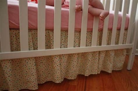Crib Bed Skirt Tutorial Best 25 Ruffle Skirt Tutorial Ideas On Pinterest Skirt Tutorial Ruffles All Dressed