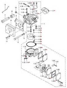 369871221m nissan tohatsu marine carburetor repair kit ebay
