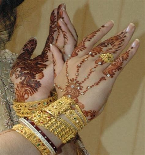 Bridal Mehndi Dp by Mehndi Border Designs Studio Design Gallery Best