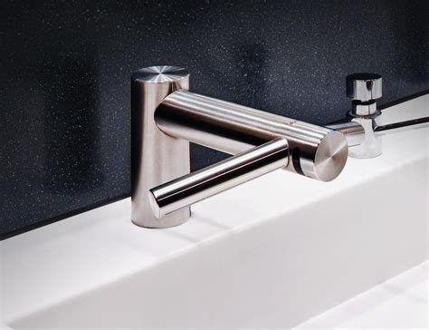 dyson sink with hand dryer dyson airblade tap with built in hand dryer 187 gadget flow