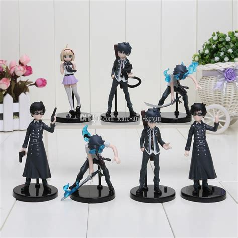 Half Age Character Series Ao No Exorcist best ao no blue exorcist half age characters pvc figures model collection set anime 10 96