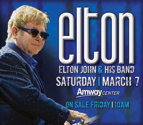 elton john orlando elton john bringing all hits tour to orlando on the go