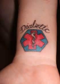 wrist ink diabetes 365 day 1 my new tattoo it s on