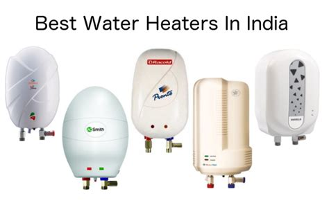 Toaster Types Best Water Heaters Geysers In India 2018 Bfyh